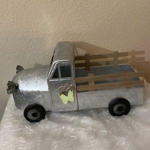 Farmhouse Galvanized truck